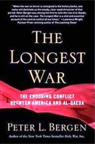 The Longest War by Peter Bergen